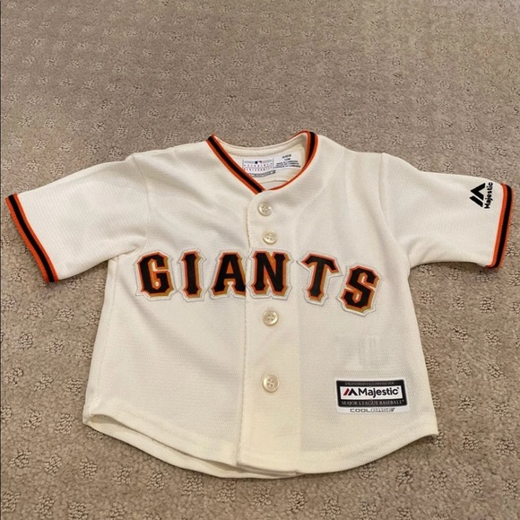 Majestic Other - GIANTS Jersey